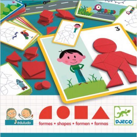 jocuri educative, jucarii copii, jocuri forme geometrice