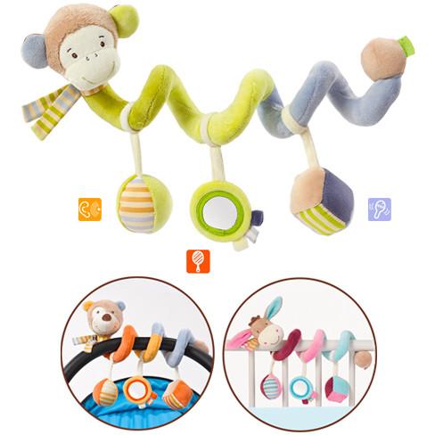 jucarie spirala maimutica, jucarie spirala, jucarie, maimutica, jucarie plus, jucarie carucior, jucarie patut