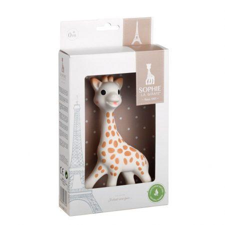 vulli, jucarie vulli, girafa, girafa sophie, sophie, cutie cadou, cadou, girafa sophie cutie cadou