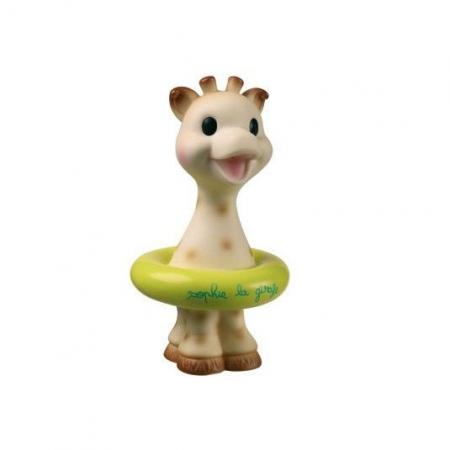 jucarie pentru baie vulli, jucarie baie girafa sophie, girafa sophie, juacrie bebelusi, vulli