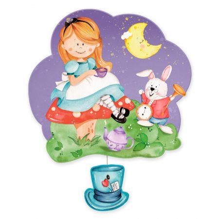 cutie muzicala Alice, Alice in Tara Minunilor, cutie muzicala