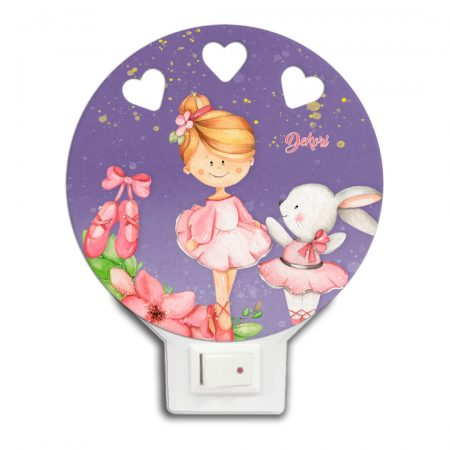 lampa de veghe balerina, lampa de veghe, balerina
