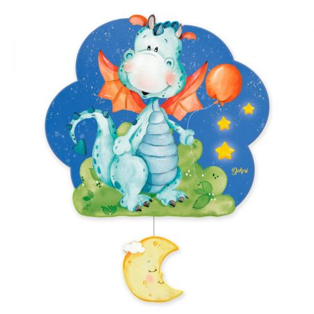 cutie muzicala, cutie muzicala dragonul Fernando, dragon, Fernando