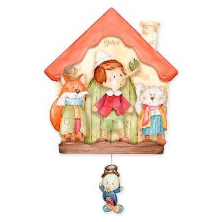 cutie muzicala familia Pinocchio, cutie muzicala, familia Pinocchio, Pinocchio