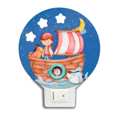 lampa de veghe pirat, lampa de veghe, pirat