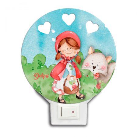 lampa de veghe Scufita Rosie, Scufita Rosie, lampa de veghe