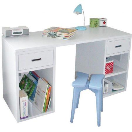 birou, birou alb, birou colorat, birou copii