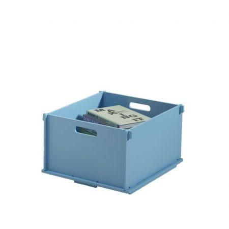 cutie depozitare. cutie albastra, cutie, depozitare