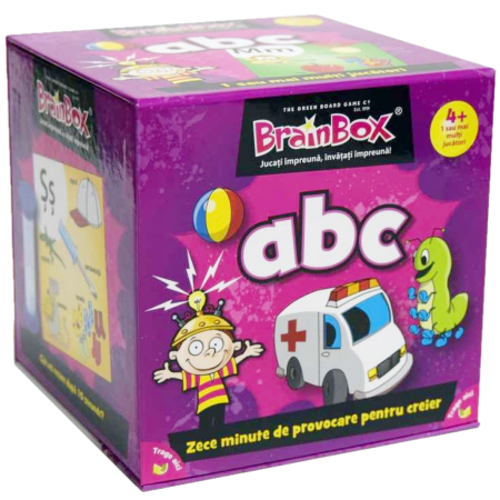 brainbox abc, abc, brainbox, joc educativ brainbox, joc brainbox, joc, joc educativ