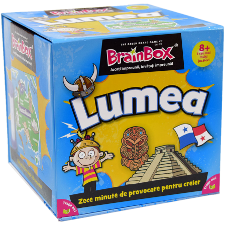 brainbox lumea, lumea, joc lumea brainbox, joc educativ lumea brainbox, joc brainbox, brainbox