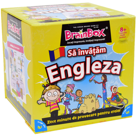 brainbox invatam engleza, brainboz engleza, brainbox, joc brainbox, joc educativ brainbox, joc educativ