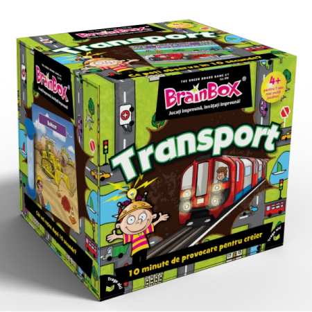 brainbox transport, brainbox, transport, brainbox joc educativ, joc brainbox, joc educativ, educativ, joc