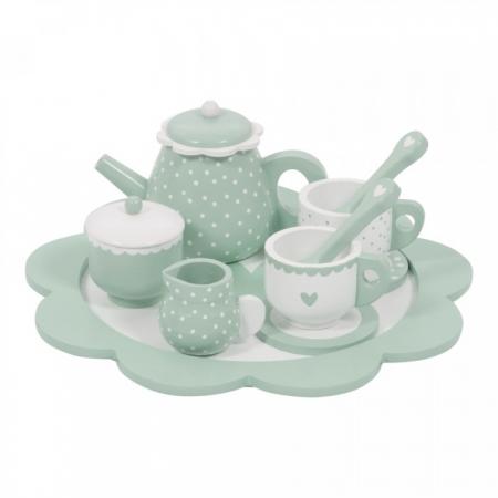 little dutch,jucarie lemn little dutch,jucarie lemn, set ceai, set ceailemn, set ceai little dutch