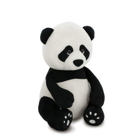 ursuletul panda boo, ursuletupandam ursulet de plus, jucarie plus, orange toys